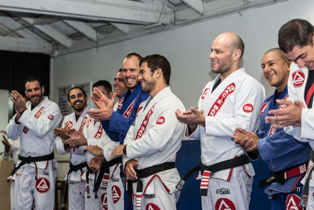 Gracie Barra Excellence