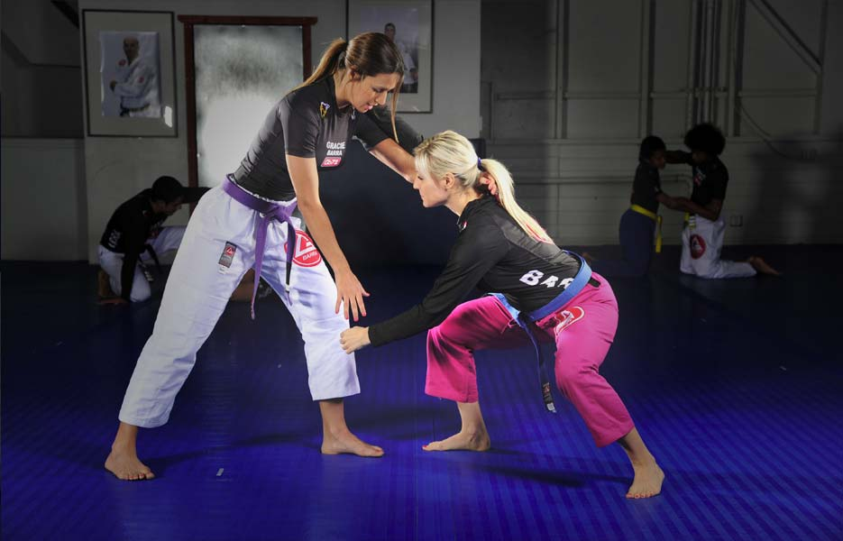 Gracie Barra Methods
